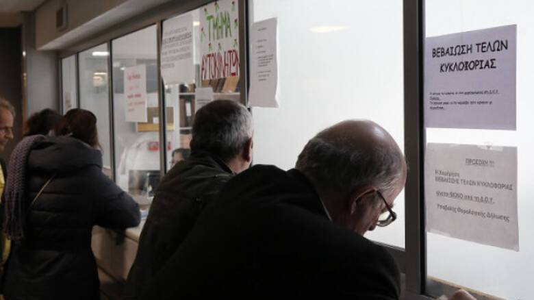 Κορωνοϊός: Τι αλλάζει από σήμερα στις συναλλαγές με την εφορία