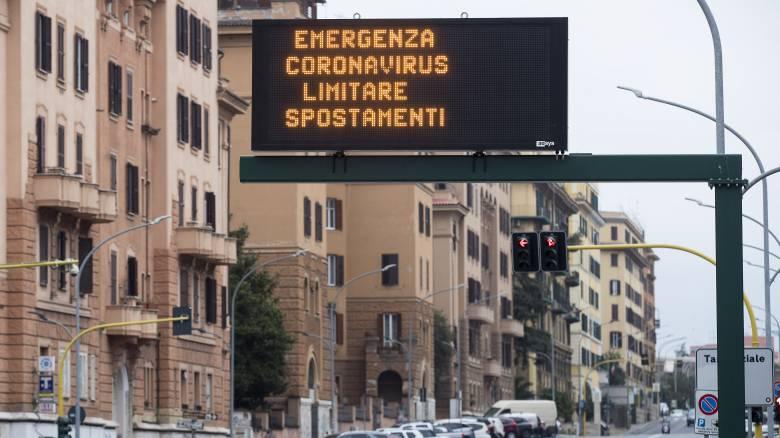 Κορωναϊός: Τουλάχιστον 163.900 κρούσματα διεθνώς - Ιταλία και Ιράν «επίκεντρο» της πανδημίας