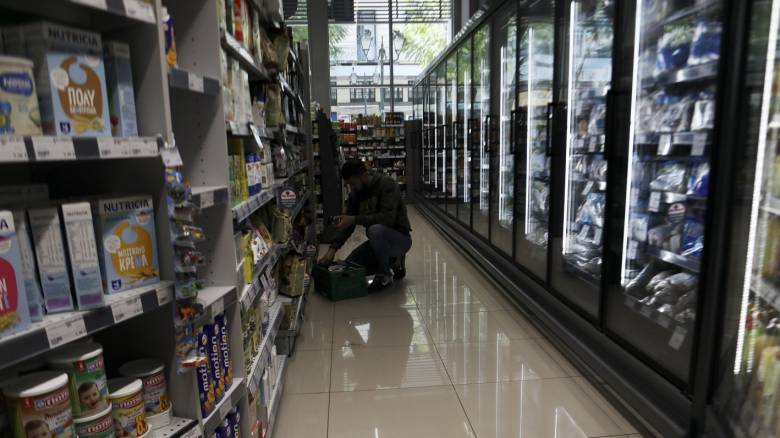 Κορωνοϊός: Κάρτα εισόδου στα σούπερ μάρκετ - «Κάθε μέρα θα κάνουμε έλεγχο» λέει ο Γεωργιάδης