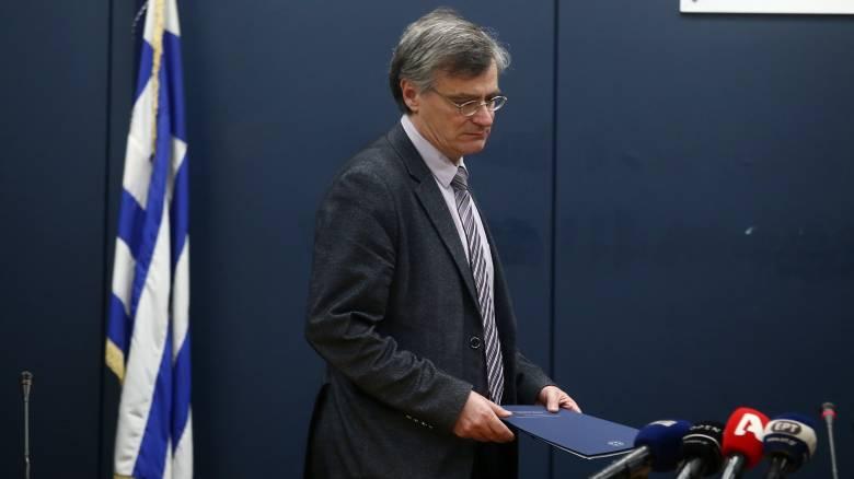 Τσιόδρας: Είπα στην Ιερά Σύνοδο να μην γίνουν οι εκκλησίες εστίες μετάδοσης κορωνοϊού