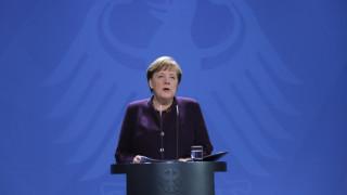 Κορωνοϊός - Γερμανία: «Άνευ προηγουμένου μέτρα» ανακοίνωσε η Μέρκελ