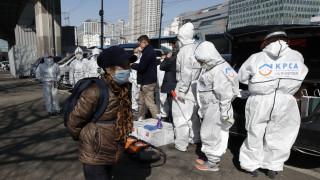 Κορωνοϊός: Μειώνονται τα νέα κρούσματα στη Νότια Κορέα
