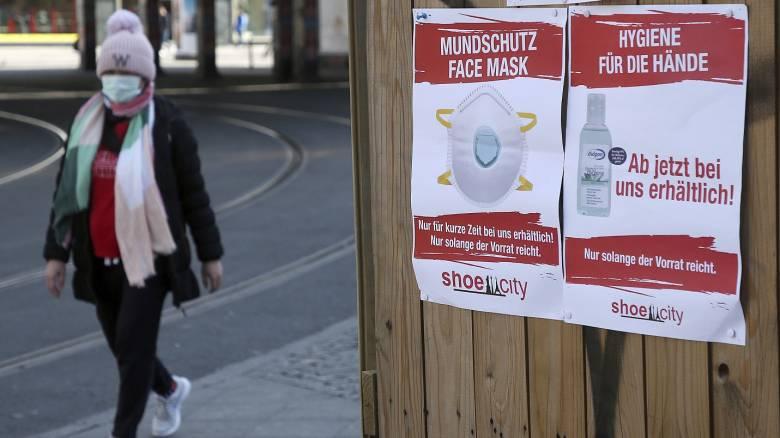 Κορωνοϊός: «Λυγίζει» η Γερμανία - Πάνω από 1.700 κρούσματα σε ένα 24ωρο