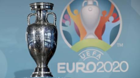 UEFA: Επίσημη αναβολή του Euro 2020, θα γίνει το 2021