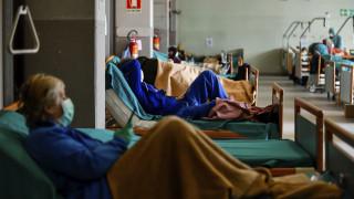Κορωνοϊός: 345 νεκροί σε μια ημέρα στην Ιταλία - Στα 2.503 συνολικά τα θύματα