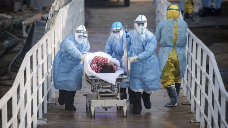 Κορωνοϊός στην Κίνα: 11 νέοι θάνατοι και 13 νέα επιβεβαιωμένα κρούσματα την Τρίτη