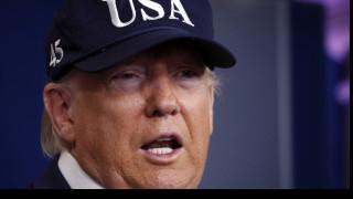 Είναι επίσημο: Ο Τραμπ ο υποψήφιος των Ρεπουμπλικάνων στις αμερικανικές εκλογές