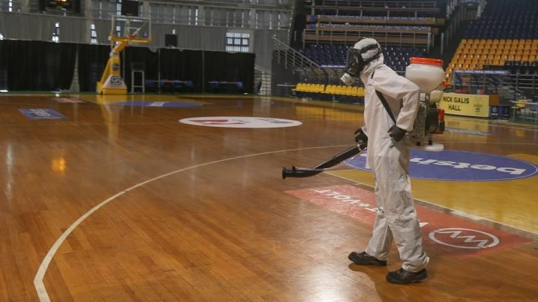 Αναστέλλεται η λειτουργία όλων των ανοιχτών αθλητικών κέντρων του Δήμου Αθηναίων