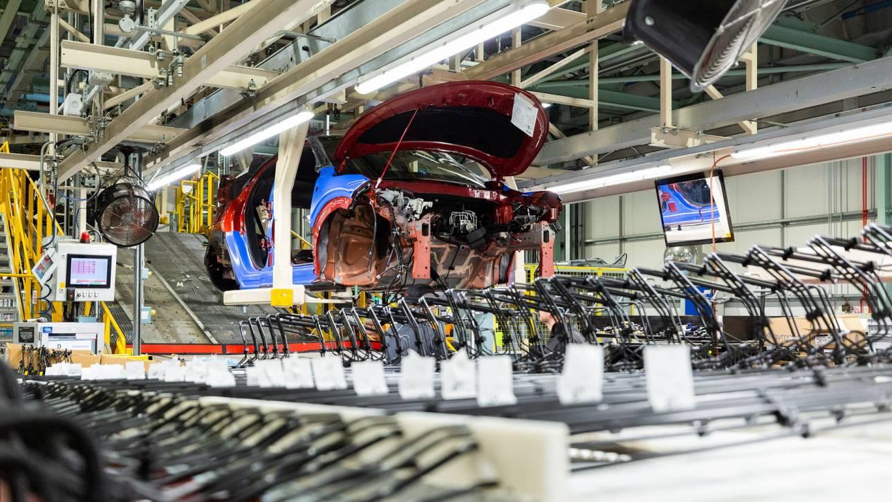Στοπ της αυτοκινητοβιομηχανίας στην Ευρώπη λόγω κορωνοϊού
