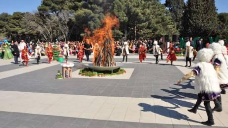 Νοβρούζ: Η παραδοσιακή γιορτή του Αζερμπαϊτζάν