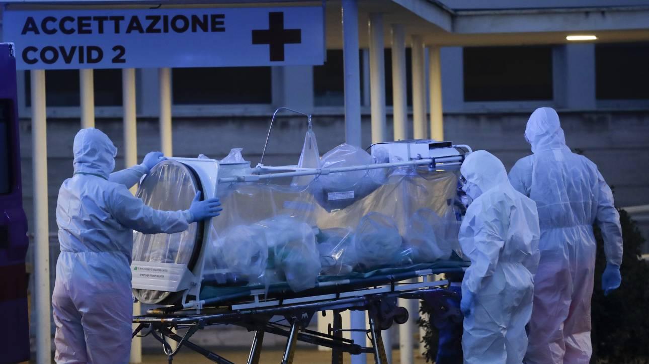 Κορωνοϊός: 475 νεκροί και 4.207 νέα κρούσματα σε μια ημέρα στην Ιταλία