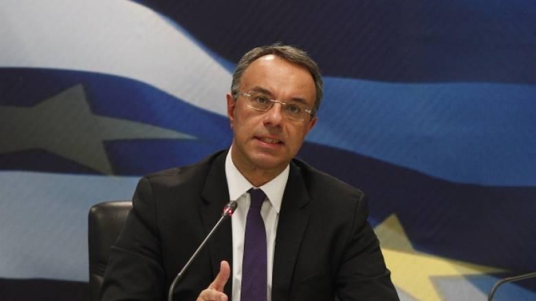 Κορωνοϊός - Σταϊκούρας: Η δέσμη μέτρων που ανακοινώθηκε, καλύπτει έως το τέλος Απριλίου