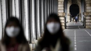 Κορωνοϊός: 264 οι νεκροί στη Γαλλία - Ξεπέρασαν τα 9.000 τα κρούσματα