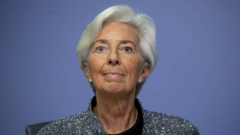 Λαγκάρντ: Η στήριξη της ΕΚΤ στο ευρώ «δεν έχει όριο» - Πακέτο 750 δισ. ευρώ επιστρατεύει η ΕΚΤ