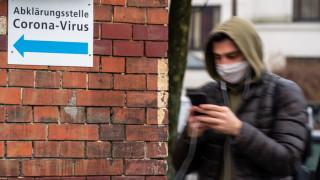 Κορωνοϊός: Ανησυχητική εξάπλωση στη Γερμανία - 12.300 κρούσματα και 28 νεκροί