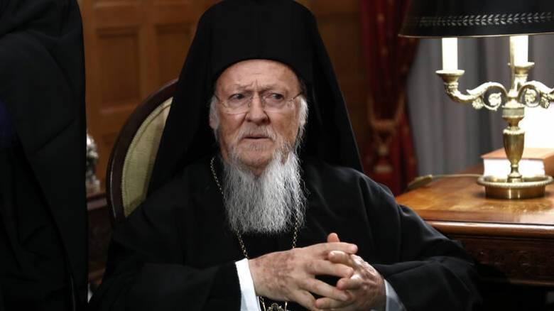 Κορωνοϊός - Βαρθολομαίος: Αυτό που κινδυνεύει δεν είναι η πίστη, αλλά οι πιστοί