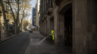 Κορωνοϊός: 209 θάνατοι μέσα σε μία ημέρα στην Ισπανία