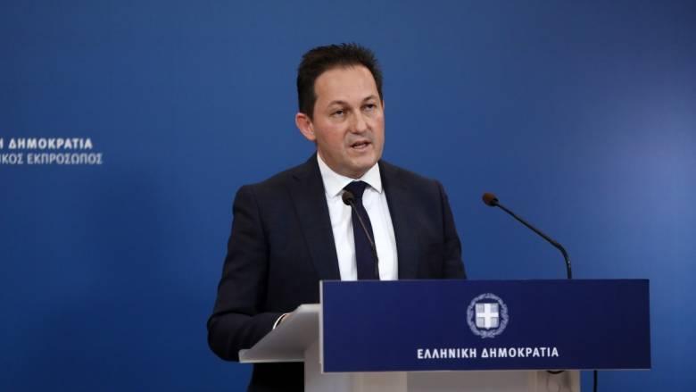 Πέτσας: Ανεύθυνη, μικροκομματική συμπεριφορά από τον ΣΥΡΙΖΑ