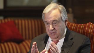 Κορωνοϊός – Έκκληση ΟΗΕ για αλληλεγγύη: Οι ηγέτες να ενωθούν σε αυτήν την παγκόσμια κρίση