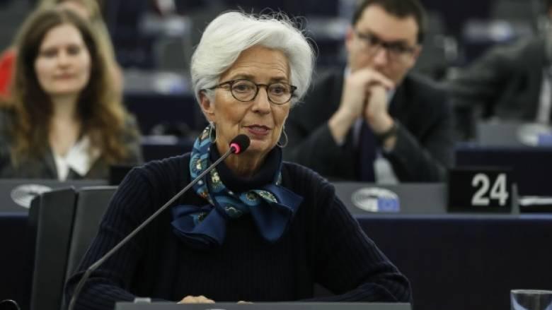 Κορωνοϊός - Λαγκάρντ: Η ΕΚΤ αποφασισμένη να κάνει τα πάντα για να στηρίξει την Ευρωζώνη