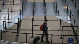 Κορωνοϊός - Νέα ταξιδιωτική οδηγία από τις ΗΠΑ: Μην ταξιδεύετε στο εξωτερικό