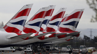 FT: Στο μισό ο μισθός των πιλότων της British Airways λόγω κορωνοϊού