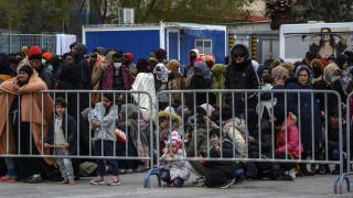 Στην ενδοχώρα 604 μετανάστες και πρόσφυγες από τα νησιά του ανατολικού Αιγαίου