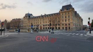 Κορωνοϊός - Παρίσι: Κάτοικος περιγράφει στο CNN Greece πώς είναι να ζεις με απαγόρευση κυκλοφορίας
