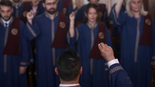 Κορωνοϊός: Ορκωμοσία φοιτητών Ιατρικής με τηλεδιάσκεψη στο Πανεπιστήμιο Κρήτης
