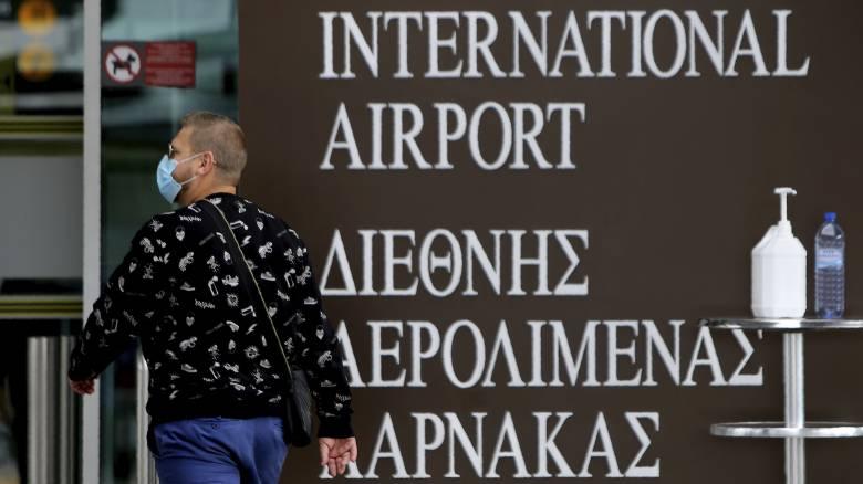 Κορωνοϊός: Οχτώ νέα κρούσματα στην Κύπρο – Απαγόρευση πτήσεων