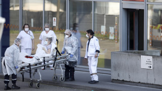 Κορωνοϊός - Γαλλία: 78 νέοι θάνατοι το τελευταίο 24ωρο, 450 συνολικά