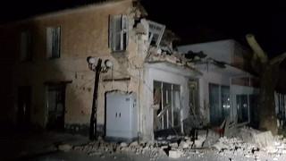 Σεισμός Πάργα: Αρκετές υλικές ζημιές από την ισχυρή δόνηση