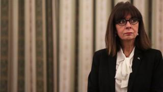 Παγκόσμια Ημέρα Ποίησης: Το μήνυμα της προέδρου Κατερίνας Σακελλαροπούλου
