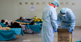 Κορωνοϊός: Ασταμάτητη η εξάπλωση της επιδημίας στην Ιταλία - 793 νεκροί σε μια μέρα