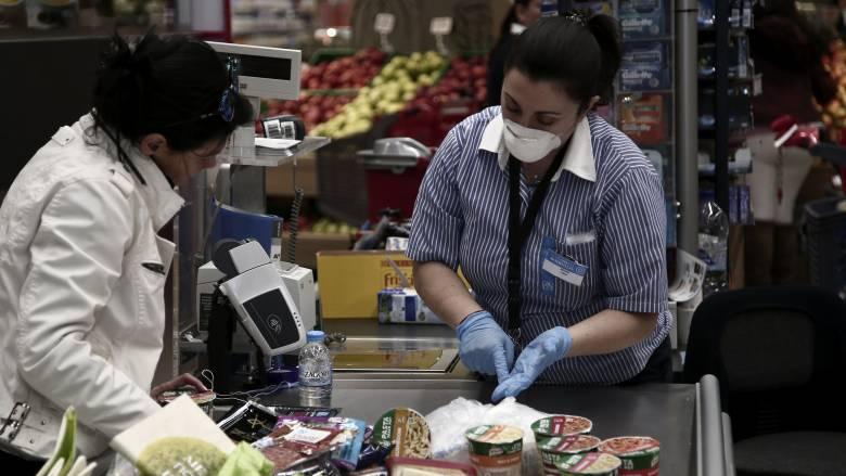 Κορωνοϊός: Πώς θα λειτουργήσουν τα σούπερ μάρκετ την Κυριακή
