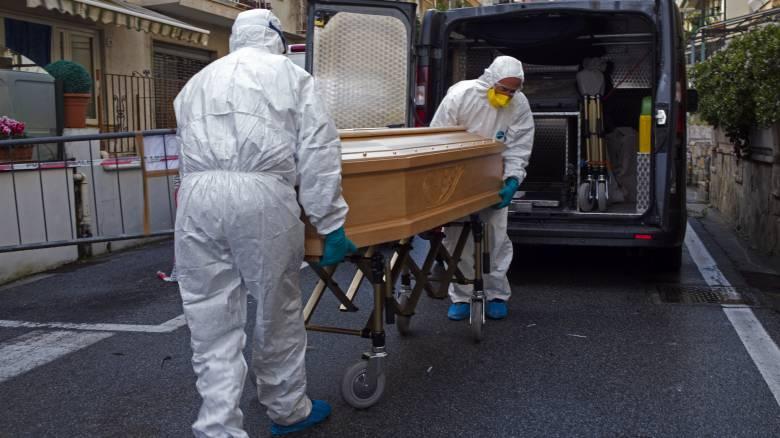 Κορωνοϊός: Στους 562 οι νεκροί στη Γαλλία - 112 νέα θύματα σε μία ημέρα