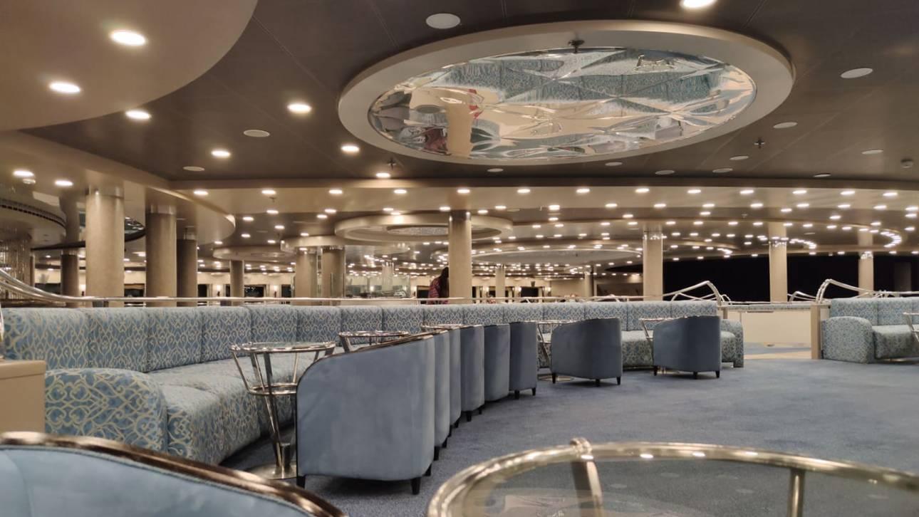 Κορωνοϊος: Απέπλευσε από την Ανκόνα το πλοίο με 250 Έλληνες από την Ιταλία