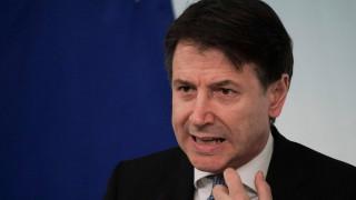 Κορωνοϊός: Ο Κόντε κλείνει όλες τις παραγωγικές δραστηριότητες στην Ιταλία