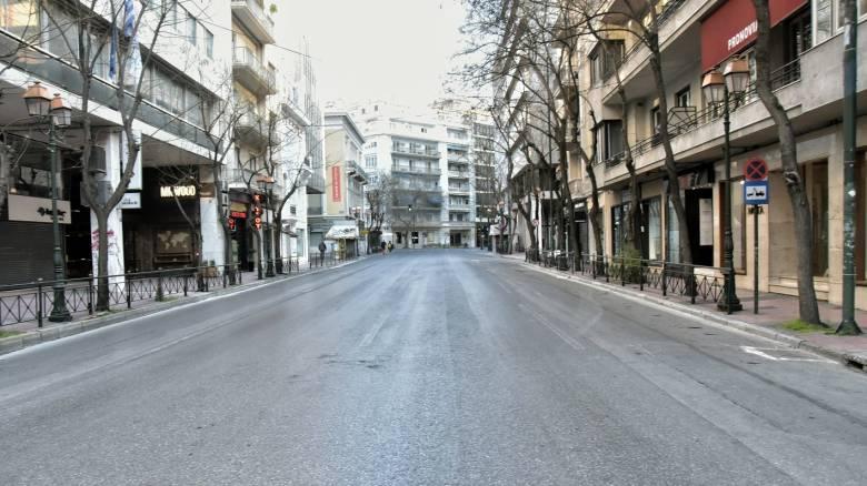 Το σχέδιο για την απαγόρευση κυκλοφορίας: Σε ποιες περιπτώσεις θα επιτρέπεται η έξοδος από το σπίτι