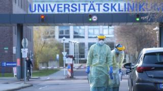 Κορωνοϊός - Γερμανία: 1.948 νέα περιστατικά σε ένα 24ωρο - Στους 55 οι νεκροί