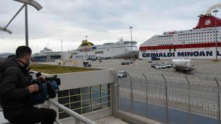 Πάτρα: Στις 21:00 αναμένεται να καταπλεύσει στο λιμάνι πλοίο που μεταφέρει Έλληνες από την Ιταλία