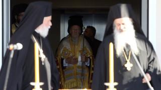 Κεκλεισμένων των θυρών η Θεία Λειτουργία στο Φανάρι