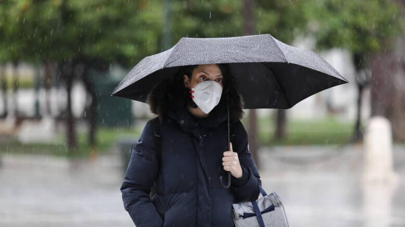 Καιρός: Βροχές και καταιγίδες έρχονται από Δευτέρα - Πού θα «χτυπήσουν»