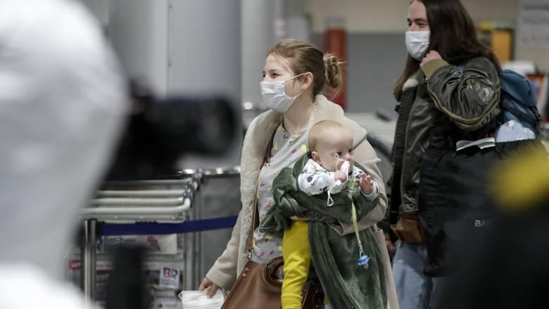 Κορωνοϊός - Ρωσία: Εύσημα σε Νότια Κορέα, Ιαπωνία και Σιγκαπούρη - 61 νέα κρούσματα