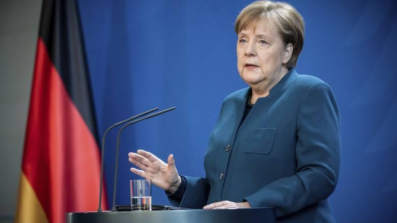 Κορωνοϊός: Σε καραντίνα η Μέρκελ - Νέα μέτρα στην Γερμανία