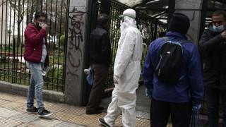 Κορωνοϊός - Λιβάνιος: Ιδιαίτερη μέριμνα σε άστεγους, τοξικοεξαρτημένους, Ρομά και αδέσποτα