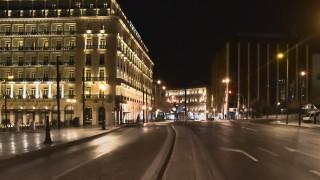 Απαγόρευση κυκλοφορίας: Εναέριοι έλεγχοι σε δρόμους και διόδια από την αστυνομία