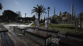Κορωνοϊός: Στους 30 οι νεκροί στην Τουρκία - 1.256 τα κρούσματα