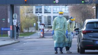 Κορωνοϊός στη Γερμανία: Σχεδόν 24.000 κρούσματα και 92 νεκροί - Αυστηρότερα μέτρα από το Βερολίνο