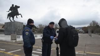 Θεσσαλονίκη: Εντατικοί έλεγχοι από τη δημοτική αστυνομία για την εφαρμογή των μέτρων